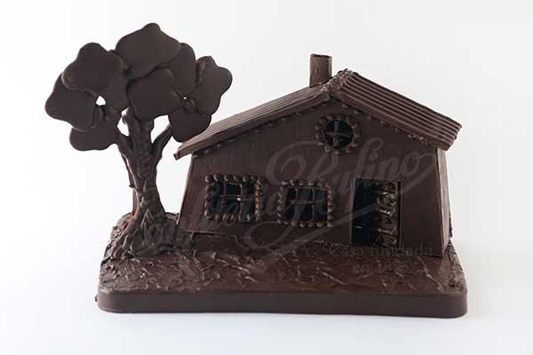 casa de chocolate artesano Confiteria Rufino Aracena