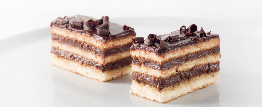 pastel de chocolate Confitería Rufino Aracena