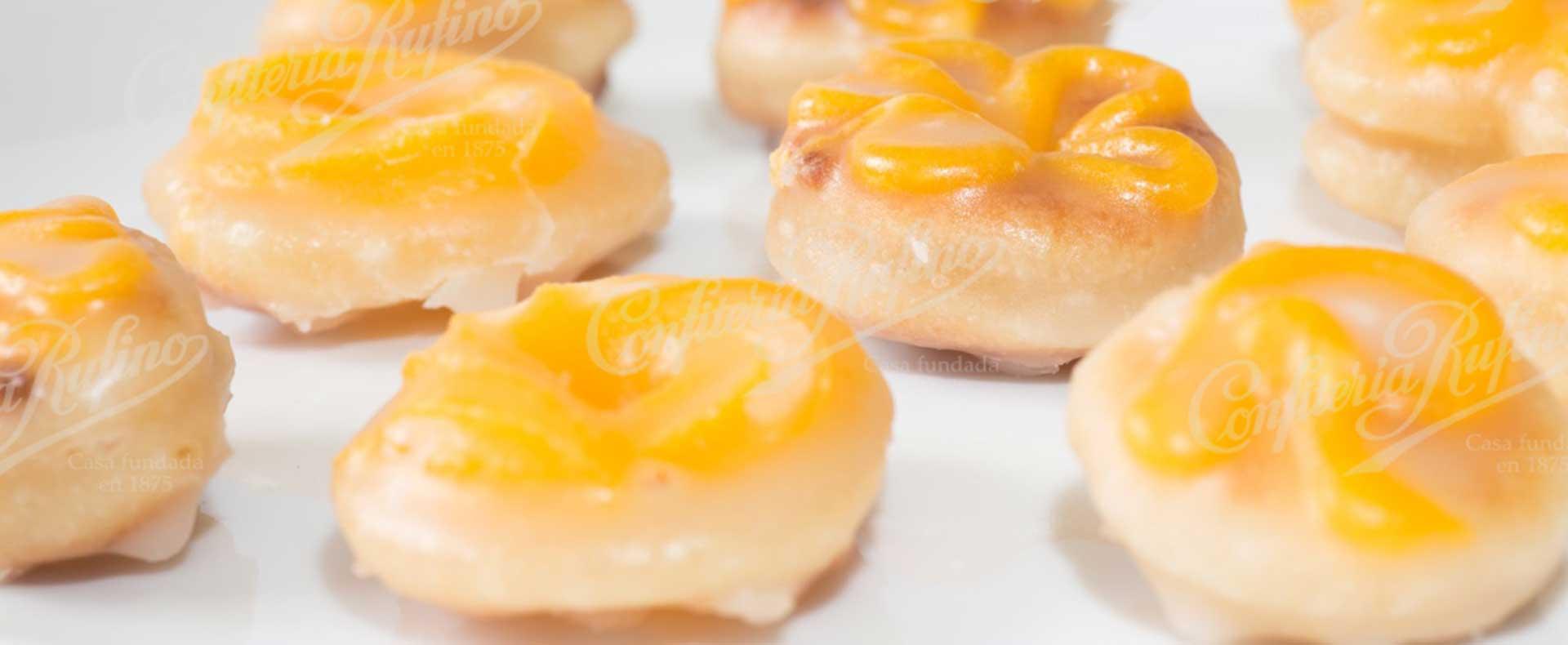 dulces finos especiales almendra Confiteria Rufino Aracena