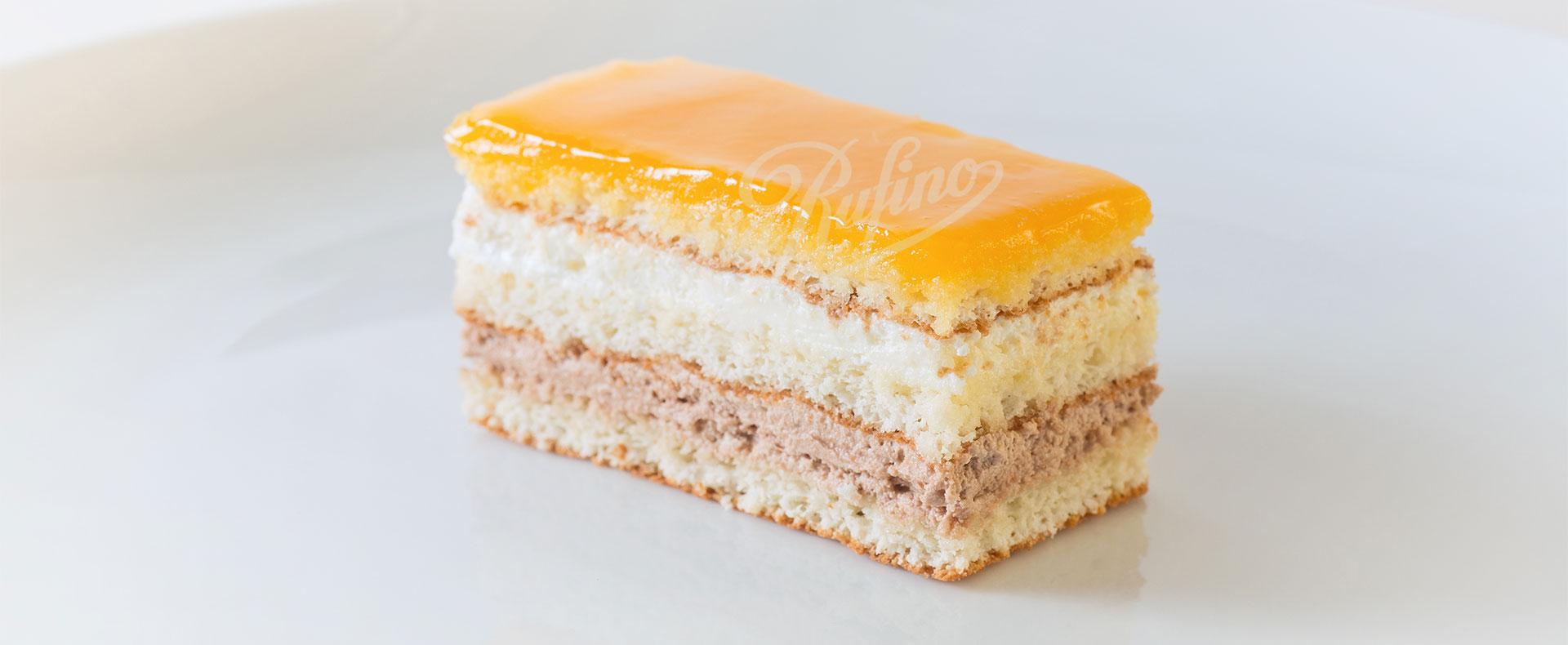 pastel evita Confitería Rufino Aracena