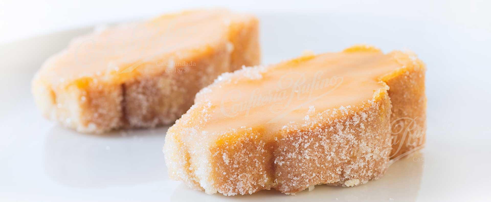 pastel pezuña Confiteria Rufino Aracena