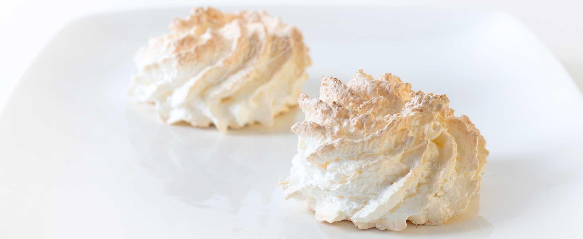 sultanas coco merengue Confiteria Rufino Aracena