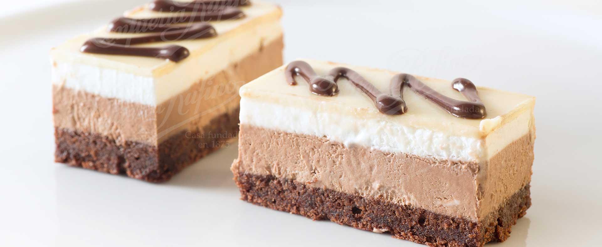 Patel tres chocolates artesanos Confiteria Rufino Aracena